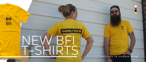 New BFI T-Shirts