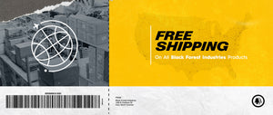 Free Shipping On Black Forest Industries Products