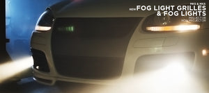Fog Lights & Fog Light Grilles