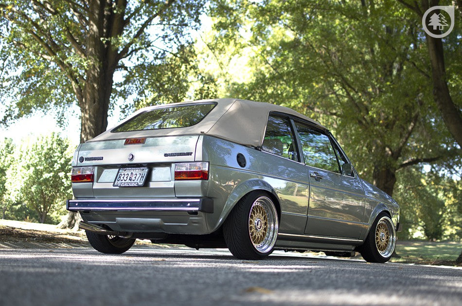 Eurowise: 16 Day VR6 Cabriolet Build