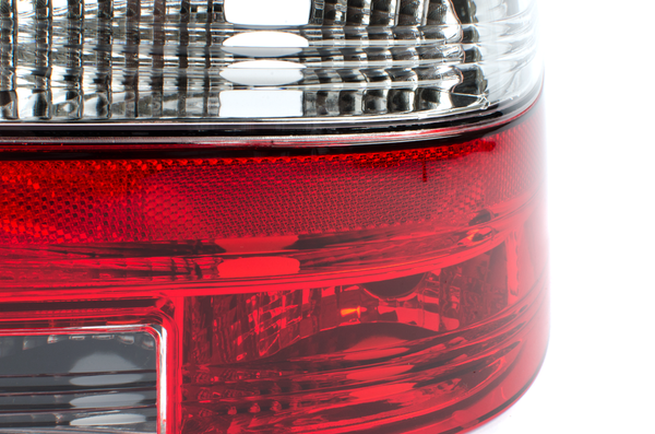 MK4 Golf / GTI Taillights (Crystal Clear/Red)