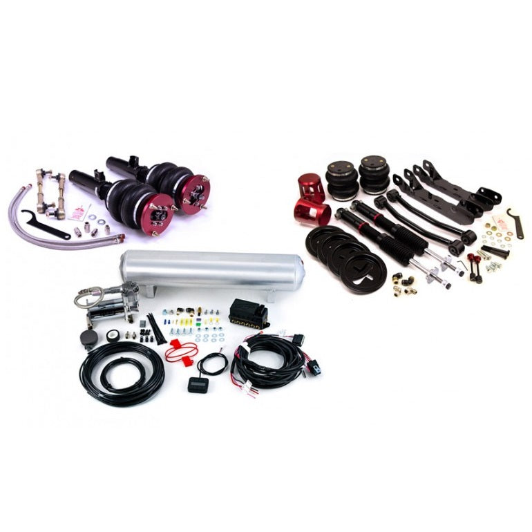 Air Lift Performance E9x/E8x non-M PERFORMANCE Air Suspension Kit (Height + Pressure)