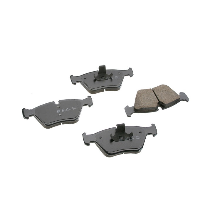 WBR Semi-Metallic Brake Pads Front Brake Pads (E46 330-series)