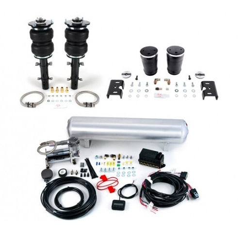 Air Lift Performance MK4 Golf/Jetta SLAMMED Air Suspension Kit (Height + Pressure)