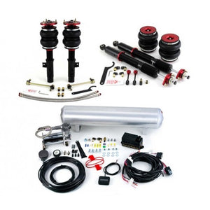 Air Lift Performance BMW E46 Non-M PERFORMANCE Air Suspension Kit (Height + Pressure)