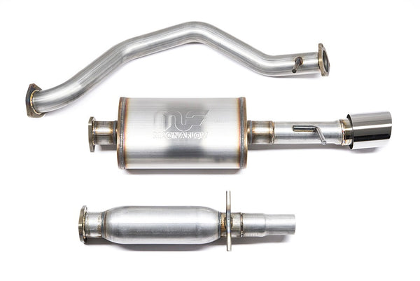 42 Draft MK4 FLANGED Catback Exhaust System
