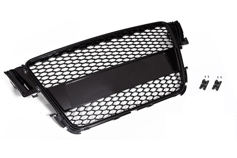 Audi B8 A5 RS5 Style Grille -Black Optic