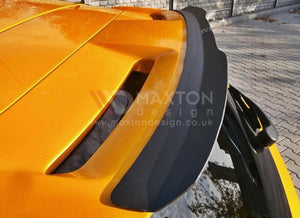 Maxton Design MK3 Ford Focus ST Rear Spoiler Extension