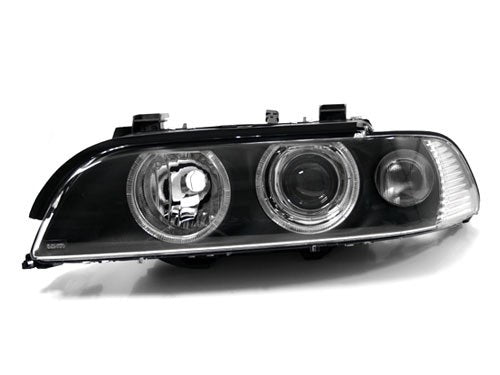 BMW E39 Angel Eye Projector Headlights