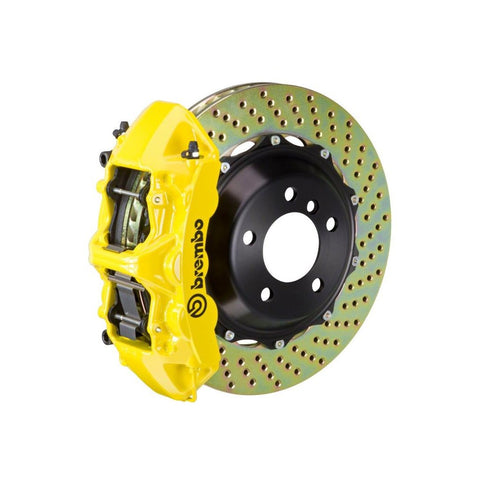 Brembo GT 380mm Front Brake Kit For Audi B8
