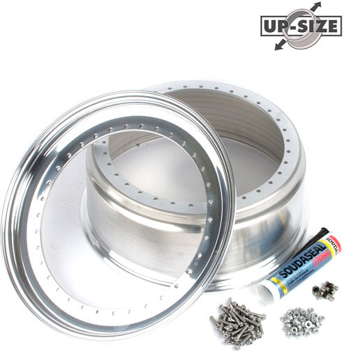 "BBS RS 16"" to 17"" 34-Hole Up-Conversion Kit"