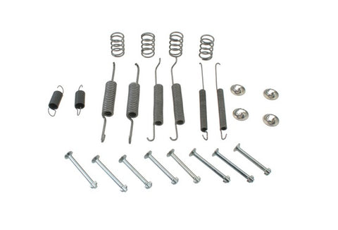 Rear Drum Brake Shoe Keeper Kit (Spring Kit)