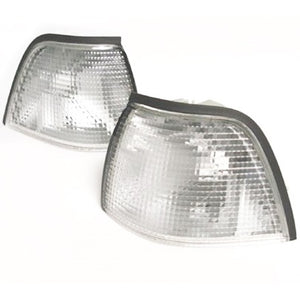 BMW E36 4-Door Corner Lights (Clear)