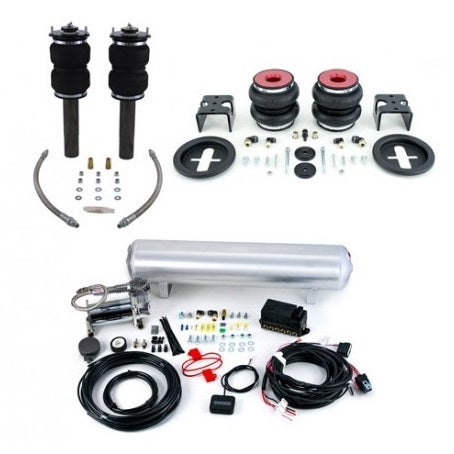 Air Lift Performance MK5/MK6/A3 SLAMMED Air Suspension Kit (Height + Pressure)