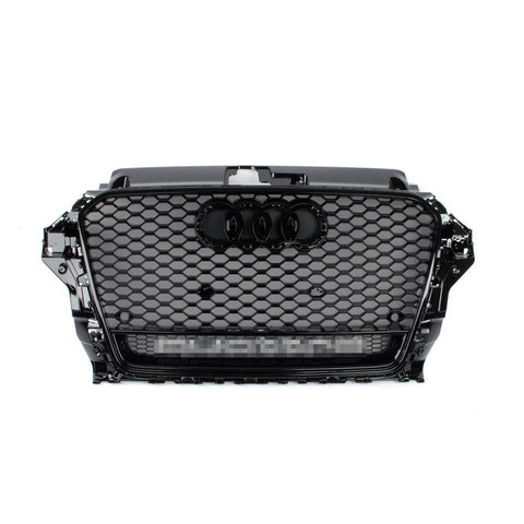 Audi 8V A3/S3 Replica RS3 Style Grille - PFL (15-16)