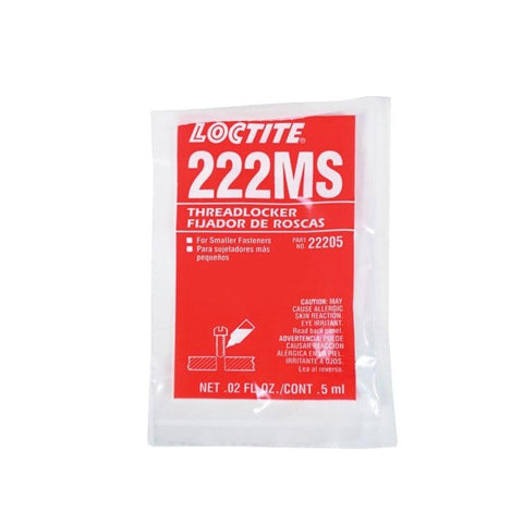 LOCTITE 222MS Threadlocker for Shift Knob Set Screws