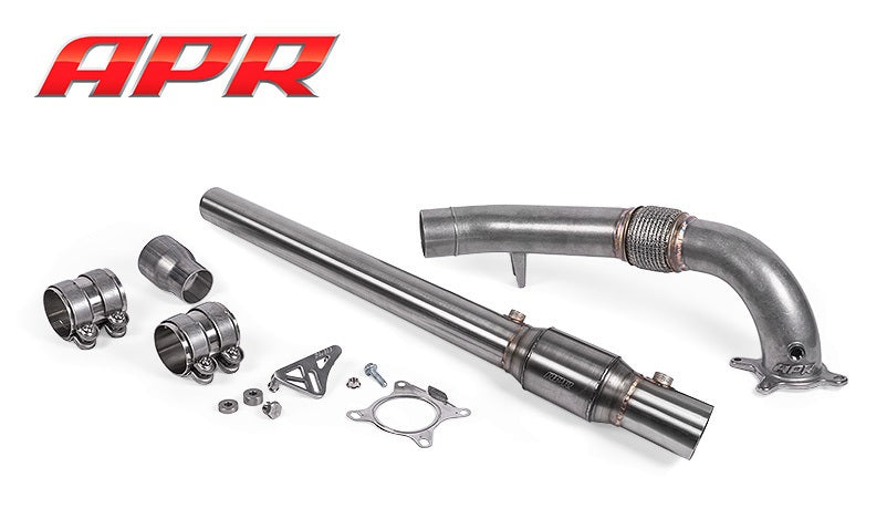 APR Cast Downpipe System for FWD 2.0T (Gen. 1 & 2)