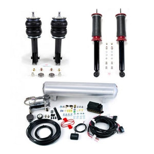 Air Lift Performance MK2/MK3/Corrado SLAMMED Air Suspension Kit (Height + Pressure)