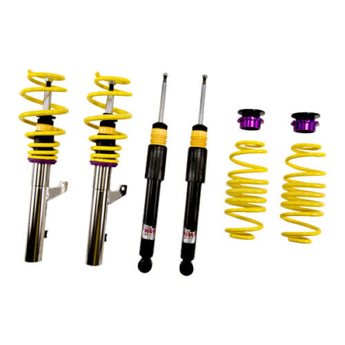 KW Coilover Kit V1 Jetta VI TDI (Solid Rear Axle)