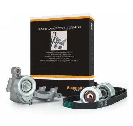 Continental Contitech Accessory Drive Belt Kit (1.8T)