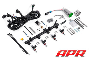 APR Fueling System Upgrade for Stage III+