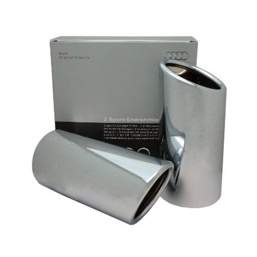 Audi Chrome Exhaust tips