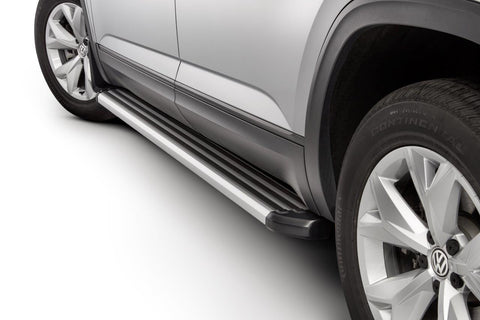VW Atlas Aluminum Side Steps