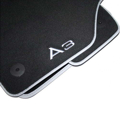 Audi Premium Textile Floor Mats (Set of 4)