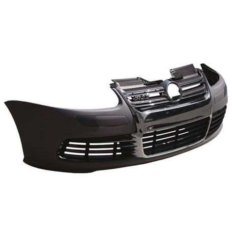 MK5 Golf/Jetta R32-Replica Front Bumper Kit (Chrome)