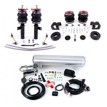 Air Lift Performance MK6 / B6 4Motion Air Suspension Kit (Height + Pressure)