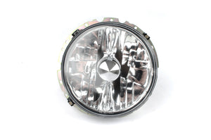 "MK1 7"" Crystal Clear Headlights (Pair)"
