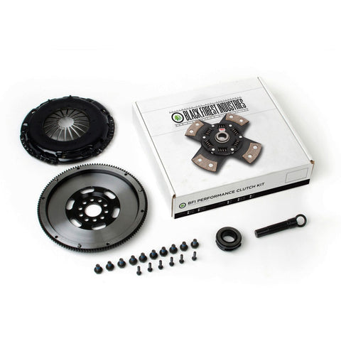 BFI VR6 228mm Clutch and Billet Lightweight Flywheel Kit - Stage 5 (02A / 02J)