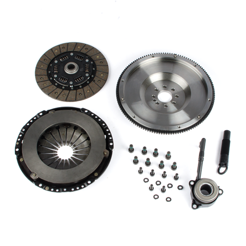 BFI MK7 Golf R Clutch Kit and Lightweight Flywheel - Stage 2