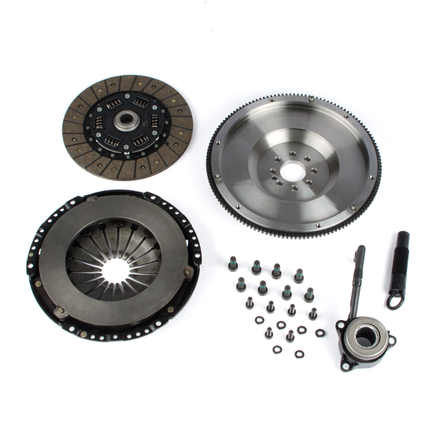 BFI MK7 Golf R Clutch Kit and Lightweight Flywheel - Stage 1