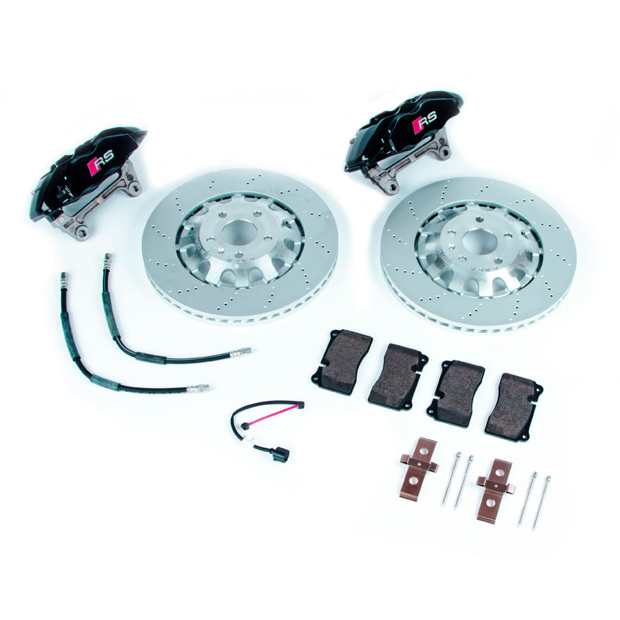 TTRS 370mm Front Brake Upgrade Kit - 4 Piston Brembo