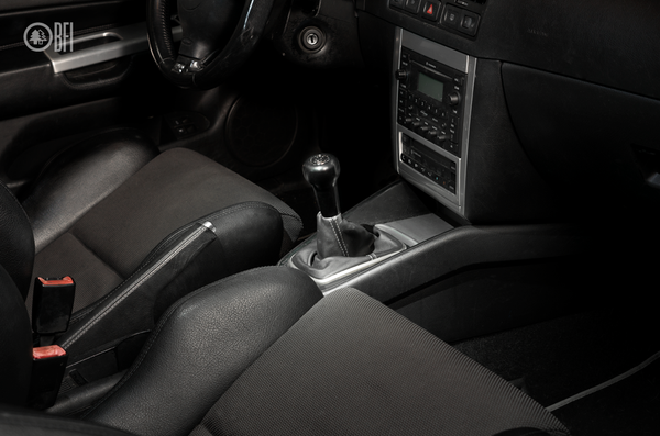 BFI Heavy Weight Shift Knob SCHWARZ - GSA (VW/Audi Fitment)