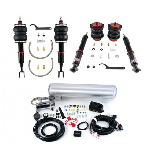 Air Lift Performance B6/B7 Audi PERFORMANCE Air Suspension Kit (Height + Pressure)