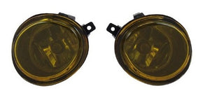 BMW E46 M3 / E39 M5 Bumper Fogs (Yellow)