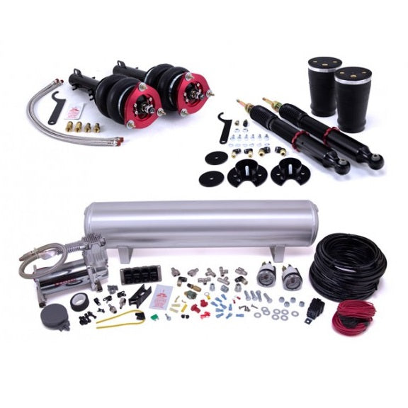 Air Lift Performance MK4 Golf/Jetta PERFORMANCE Air Suspension Kit (Pressure Only)