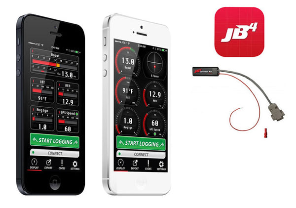 JB4 Smart Phone Wireless Connect Kit (Rev. 3)