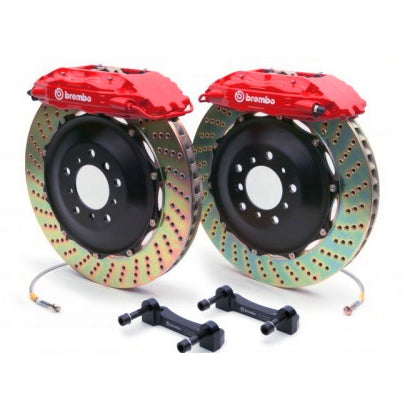 MK2/MK3 Brembo GT 4-Piston 313x28 Brake Kit (4-Cylinder)