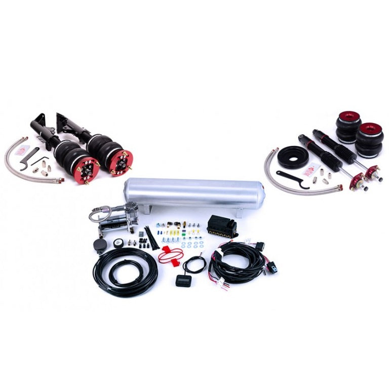 Air Lift Performance E36 Compact PERFORMANCE Air Suspension Kit (Height + Pressure)