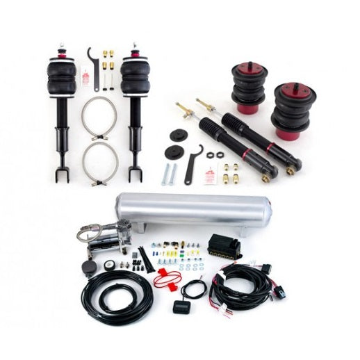 Air Lift Performance C6 Audi PERFORMANCE Air Suspension Kit (Height + Pressure)