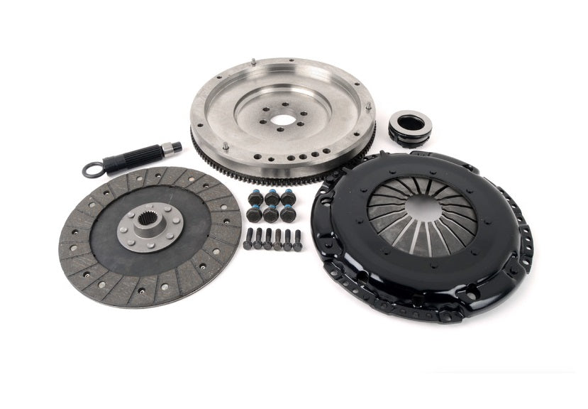 BFI 1.8T 228mm Longitudinal Clutch Kit and Lightweight Flywheel - Stage 2