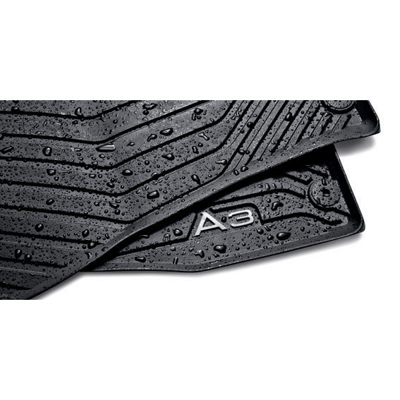 Audi All-Weather Floor Mats (Front)