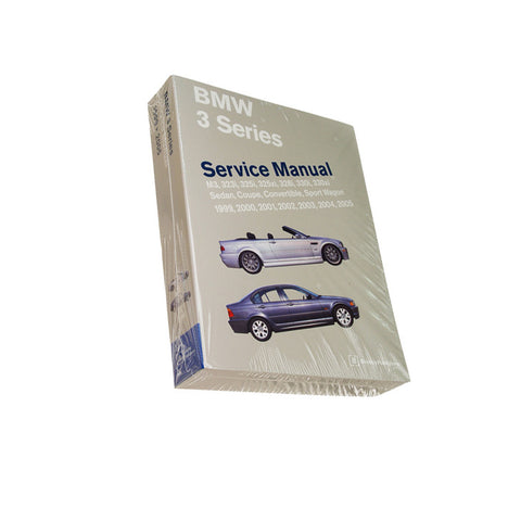BMW E46 Bentley Repair Manual