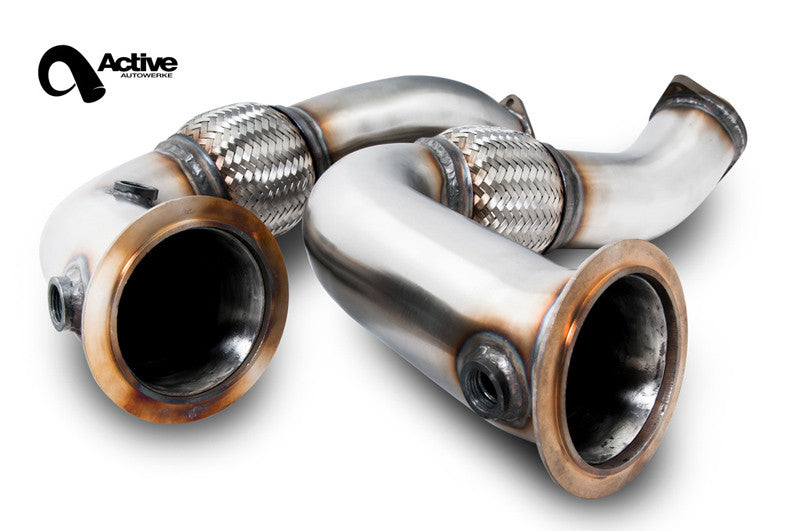 Active Autowerke Downpipes (F10 N63)