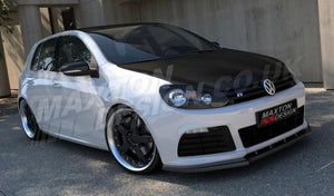Maxton Design MK6 Golf R Spoiler / Splitter
