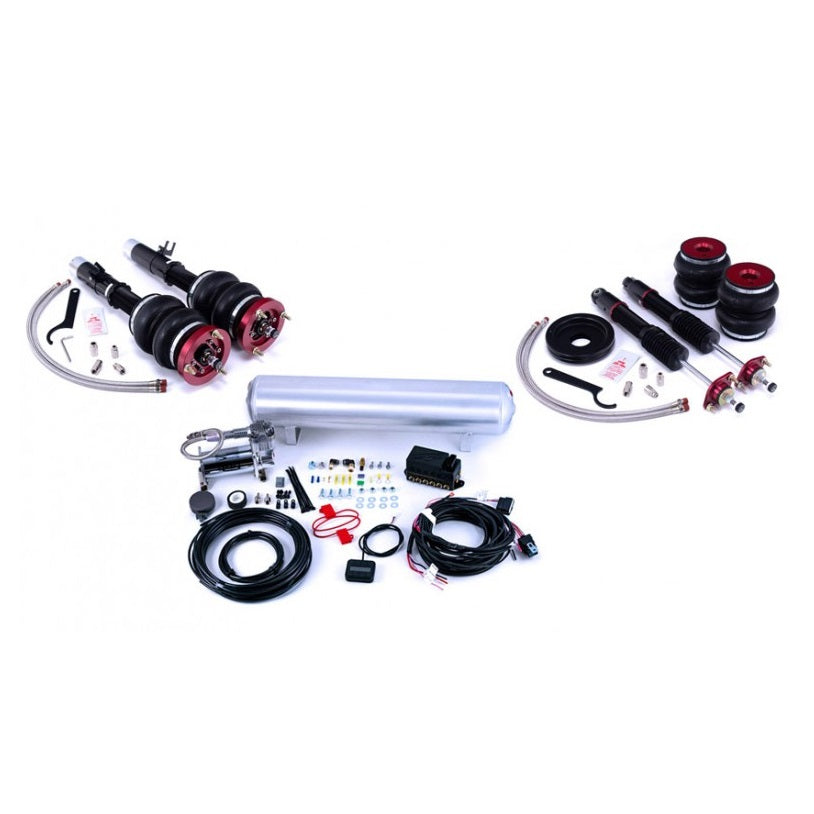 Air Lift Performance E30 non-M PERFORMANCE Air Suspension Kit (Height + Pressure)