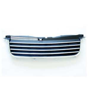 B5.5 Passat Badgeless Grille (Chrome Trim)